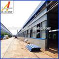 luce acciaio da costruzione di magazzino