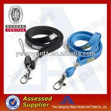 bulk tube lanyard mobile phone tube lanyard made in china