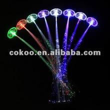 Wholesale Flash braid light emitting braid led lighting hair hairpin prom wedding