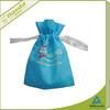 cheap PP non woven gift bag gift drawstring bag