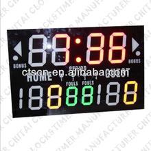 Digital High Brightness Used Scoreboard for Sale
