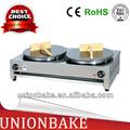 Alta velocidade equipamentos panacake/redonda pancake maker