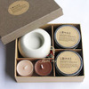 Promotional Gifts 2014/Aromatherapy Candles Gift set with High-grade Chinese Binglie Glaze