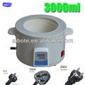 calefacción manto suministros de laboratorio