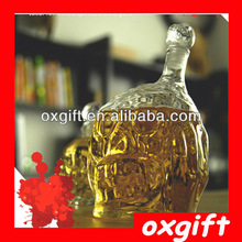 OXGIFT Zombie Glass Decanter