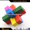 Educational puzzle wooden brain teaser puzzle 3d wooden puzzle