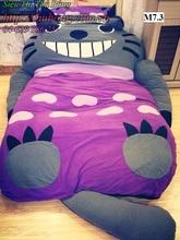 Totoro bed, totoro sleeping bag, totoro stuffed plush