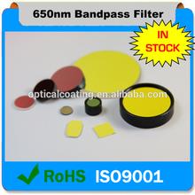1316nm Interference Optical Narrow Bandpass Infrared Filters are used IR Thermal Imaging & Thermal Sensing, IR camera