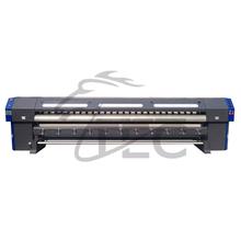 Flex printing machine with konica head
