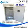 Farm Machine big incubator/water-jacket incubator For Bird, Chicken,Duck,Goose,Turkey etc