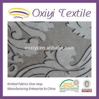 100 polyester polar fleece fabric printed