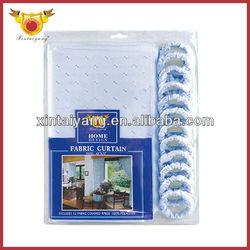 Elegant Jacquard Drapes Indian Window Curtains