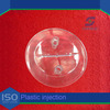 Customized ABS plastic power switch cover parts with over molding