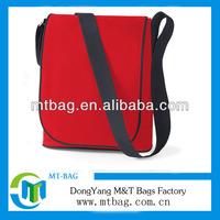 Red 14 inch laptop messenger bag fashion laptop bags for teenage girls