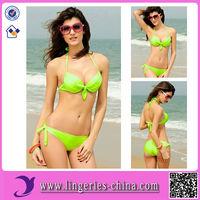 Micro Latex Bikini Para Hombres Transparentes