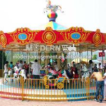 2014 Indoor Amusement Rides Funny Carousel Rides