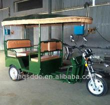 4-6 Persons Capacity E Rickshaw