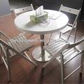 Ristorante per banchi bar& piano del tavolo e sedie
