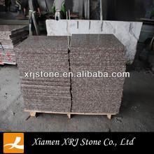 china cheapest granite colors g687 pink granite factory