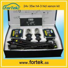 whiolesale new mazda 6 35W 24v H4 hi/lo ballast xenon hid kit