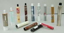 Aluminum/plastic cosmetic packaging tubes for cream