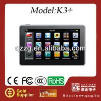 Promotions 7 INCH HD CAR GPS NAVIGATOR /NAVIGATION CPU MTK 800MHZ DDR128M ROM 4GB CE6.0 FM(Russia\Ukraine\Belarus\Kazakhstan