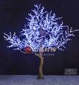 projeto jardim decorações da árvore de luz