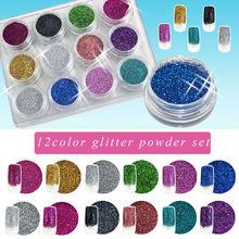 ND-20 glitter powder nail art for nail beauty supply