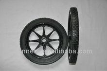 16x1.75/1.95/2.125 big semi-pneumatic wheel with plastic rim