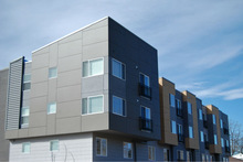 easy processing hardie lap siding for outdoor wall construction material-am