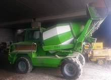 Concrete Mixer MERLO