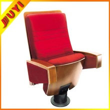 Theater chair with write pad Auditorium Chair Conference Room Seats Movie theater chair JY-916