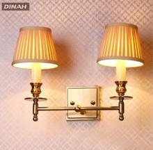 China manufacturer Villa antique brass wall mount light classic outdoor lighting