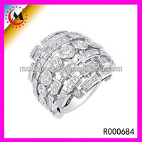 NEW DESIGN SILVER RING, ALIBABA EXPRESS CHEAP WHOLESALE NEPAL SILVER RINGS JEWELRY