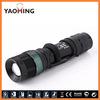 Hot Sale Cree Led Tactical Flashlight With Clip Police Flashlight Aluminum Alloy Electric Torch YM-8021
