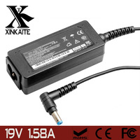 Mini laptop AC/DC Power Charger Adapter For DELL Inspiron 910 1210 19V 1.58A Laptop Power Supply