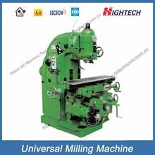 vertical milling machine, universal milling machine, universal swivel head milling machine X5032