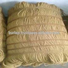 100% Natural coconut Natural yarn and Natural coconut twine