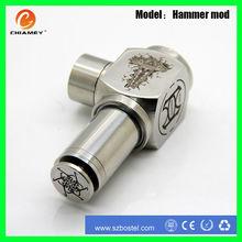 Wholesale Hammer mod best mechanical electronic cigarette mod hammer