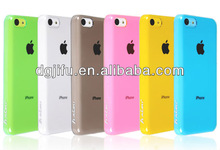 wholesale for iPhone5C sublimation blank case