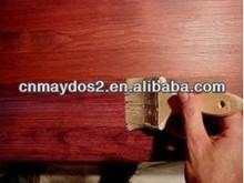 Maydos non toxic Scratch Resistant Polyurethane transparent wood furniture matt finish(China paint /maydos paint)