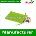 Personalizados de terciopelo con cordón/acudieron joyería bolsas bolsa de china fabricante de venta al por mayor