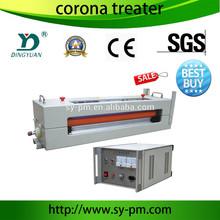 plastic film corona treater