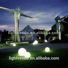 outdoor christmas led light ball