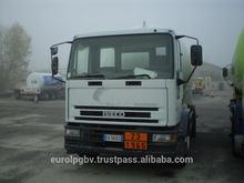 LPG Bobtail Tanker Truck - 16.000 Ltr - IVECO 150.23