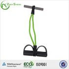 gym equipment wholesale resistance tube pedal exerciser