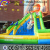 Hot Commercial Inflatable Octopus Water Slide For Sale