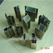 aluminum architectural profile