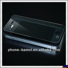 New Arrival! 0.15mm ultra thin Japan real glass for iphone 4 / 4s tempered glass screen protector