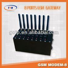 New casing!SMS modem, GSM modem for bulk sms 8 port/gsm modem 8 sim card slots
